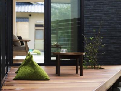 【希少の長嶺西エリア】2つのウッドデッキと広々ベランダで外を楽しむ家、完成見学会